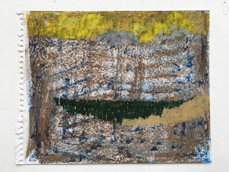 'Untitled', 2018, ett konstverk av Vilma Hammare