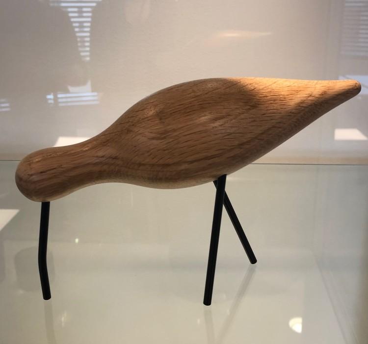 'Shorebird träfågel natur', 2019, ett konstverk av Normann Copenhagen