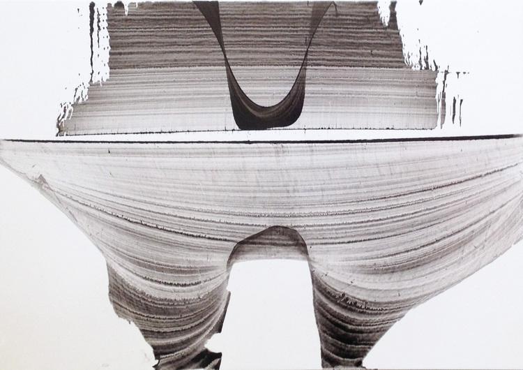 'Flow 32', 2019, ett konstverk av Thomas Carlsson