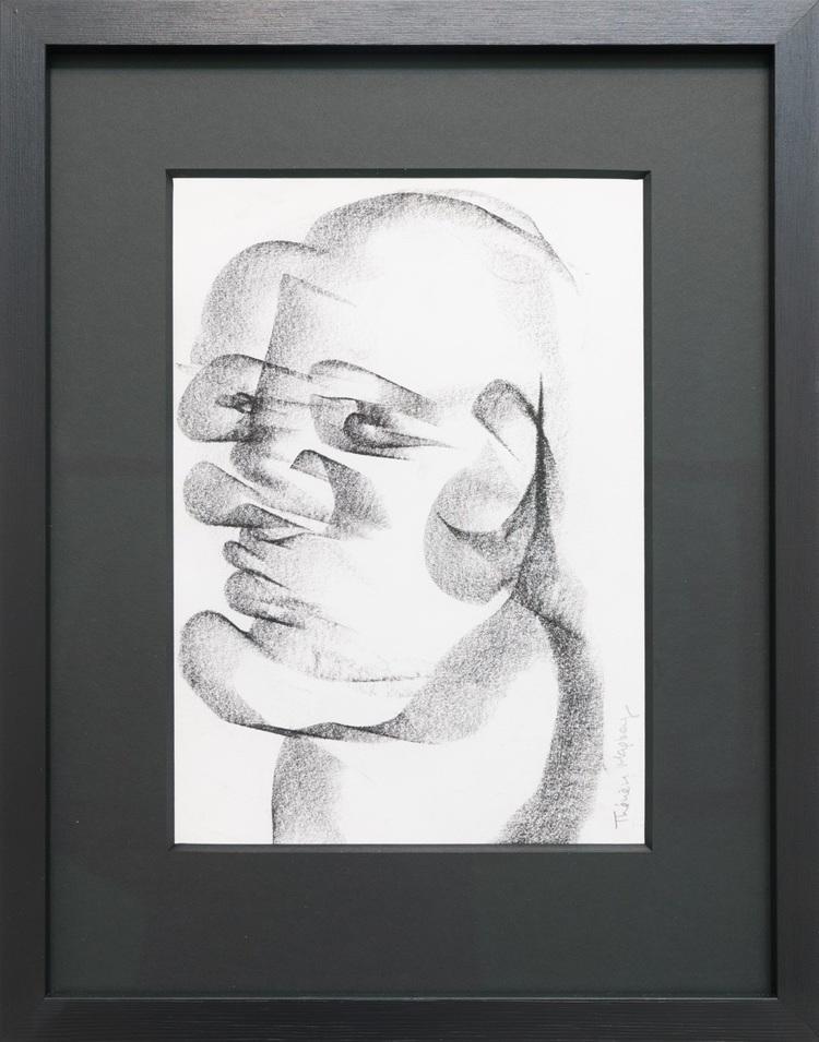 'Don Juan ', ett konstverk av Therese Hagberg