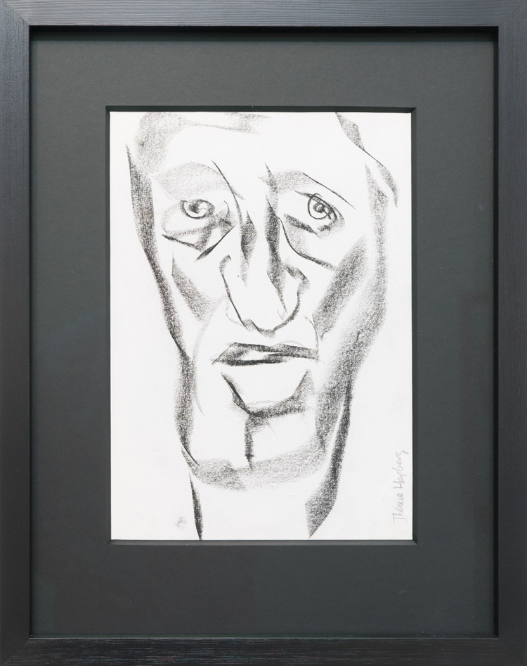 'Don Pedro ', ett konstverk av Therese Hagberg