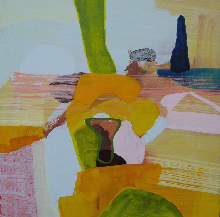 'Talar språket', 2019, ett konstverk av Malin Palm