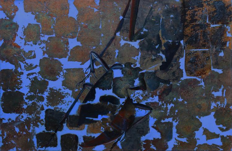 'Residuum - something remaining', 2019, ett konstverk av Anne Maria Udsen