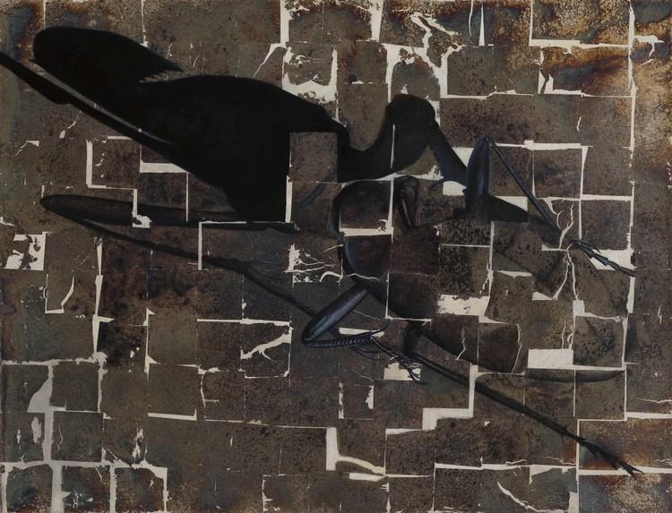 'Residuum - something remaining', 2017, ett konstverk av Anne Maria Udsen