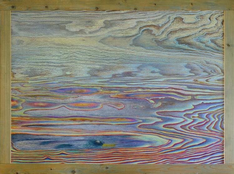 'Det vackra det farliga', ett konstverk av Hanna Gumowska Wagnås