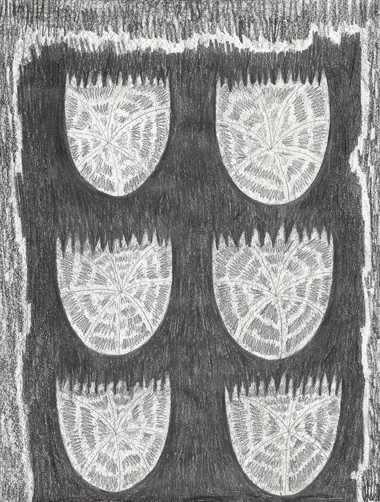 'Untitled', 2019, ett konstverk av Magnus Dahl