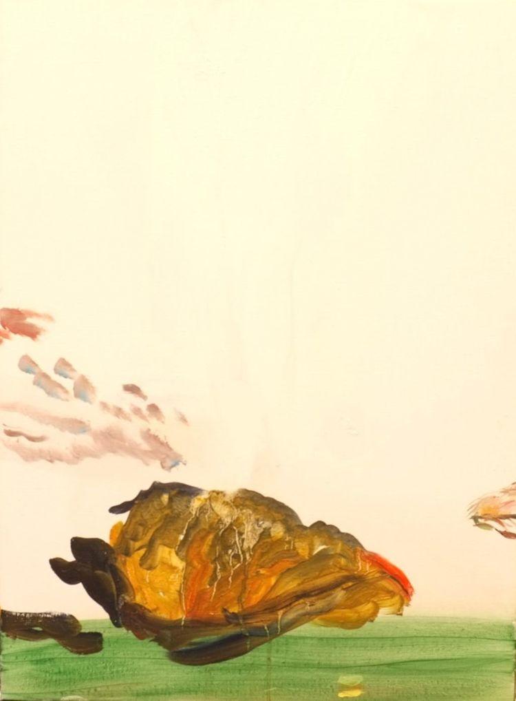 'Tillstånd', 2020, ett konstverk av Märta König