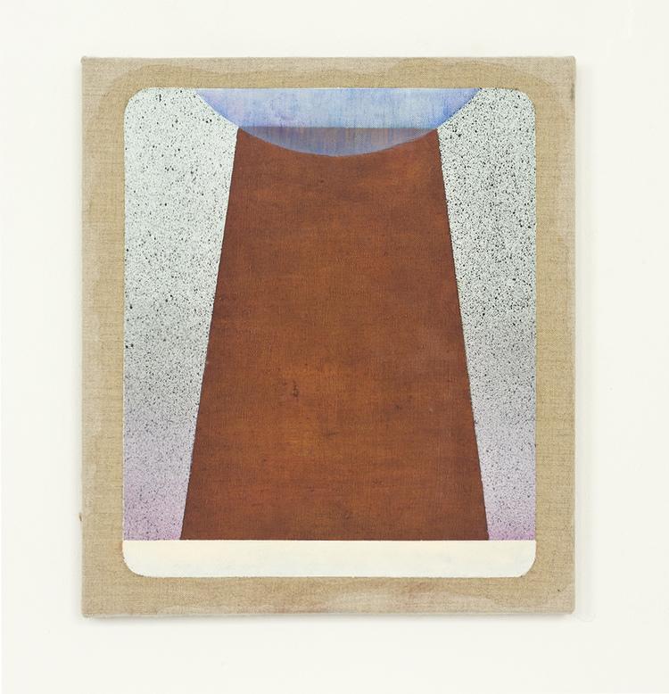 'Temple', 2020, ett konstverk av Magnus Dahl