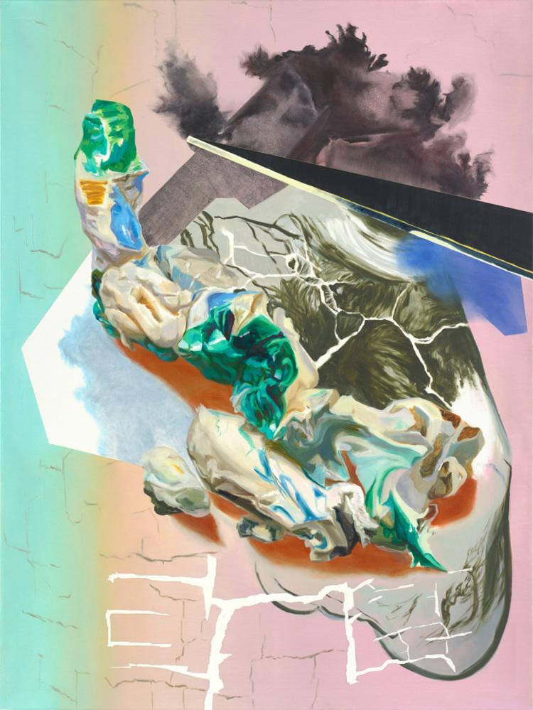 'Pending Elevation ', 2017, ett konstverk av Maja Rohwetter