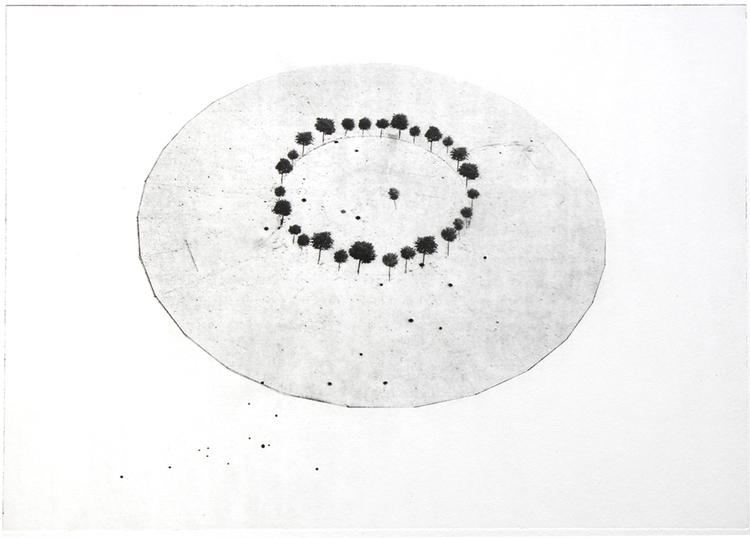 'ingenstans', 2019, ett konstverk av Nina Kerola