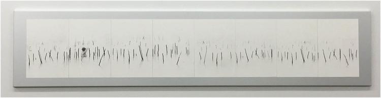 'Sjöbotten', 2017, ett konstverk av Nina Kerola