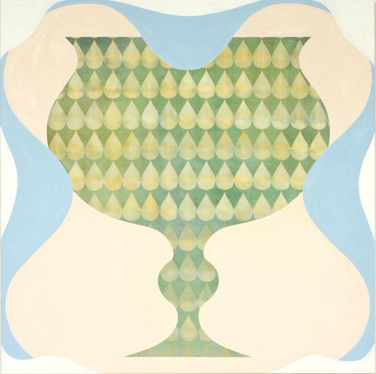 'Cup', 2019, ett konstverk av Magnus Dahl