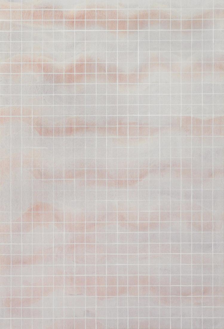 'The Grid I', 2015, ett konstverk av Sofi Lardner Häggström