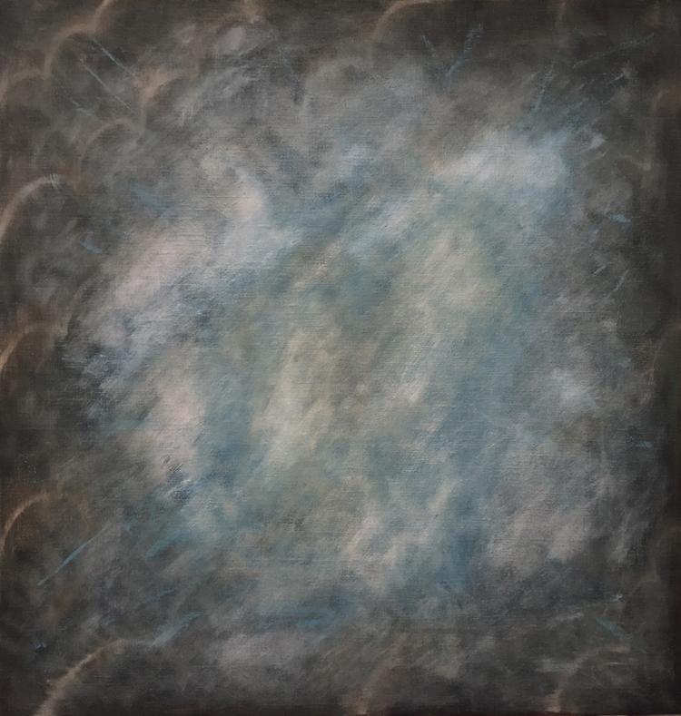 'The Eerie Series VII', 2019, ett konstverk av Sofi Lardner Häggström