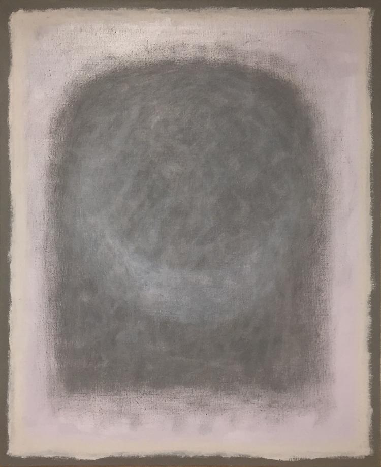 'The Eerie Series XI', 2019, ett konstverk av Sofi Lardner Häggström