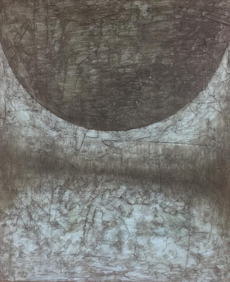 'The Eerie Series I', 2018, ett konstverk av Sofi Lardner Häggström