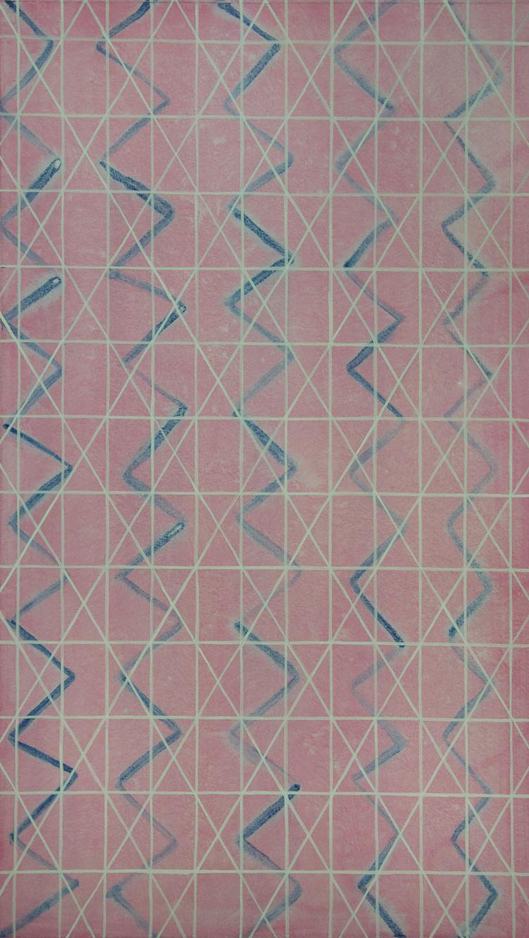 'The Grid IV', 2015, ett konstverk av Sofi Lardner Häggström