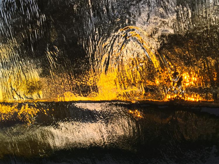 'Wetland', 2014, ett konstverk av Robert Ekegren