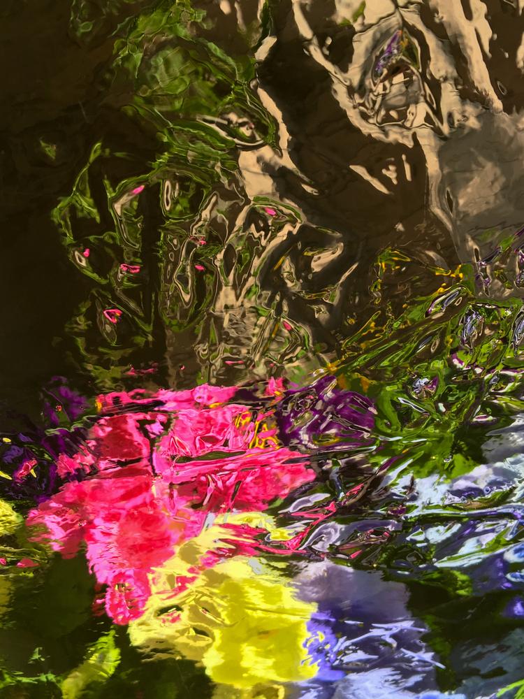 'Flourishing', 2015, ett konstverk av Robert Ekegren