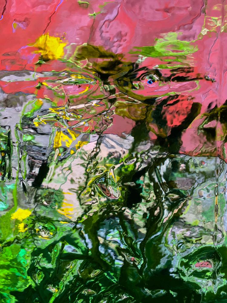 'Wild plants', 2018, ett konstverk av Robert Ekegren
