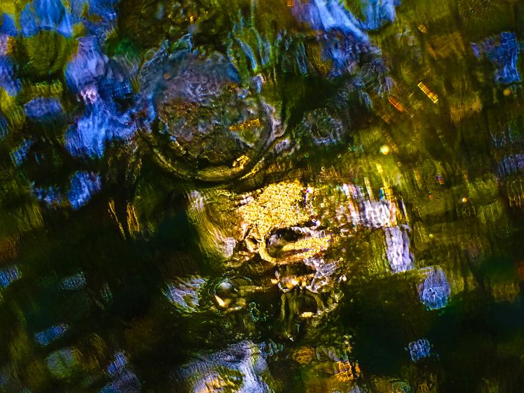 'Seaweed', 2015, ett konstverk av Robert Ekegren