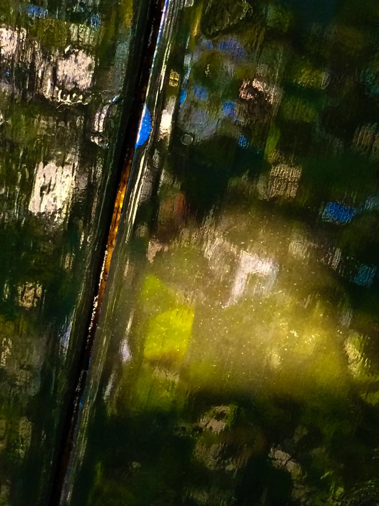 'Sunspot', 2015, ett konstverk av Robert Ekegren