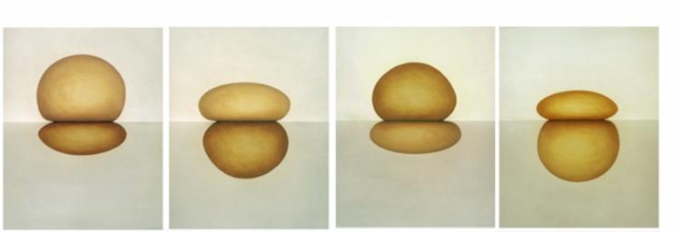 'Up and down', 2002, ett konstverk av Ragna Berlin
