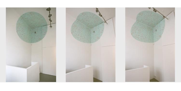 'Flinga', 2007, ett konstverk av Ragna Berlin