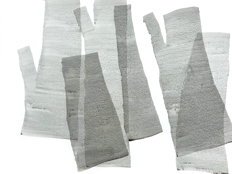 "'""and that's why a tree will continue to be"" 1', 2019, ett konstverk av Irina Lindqvist"