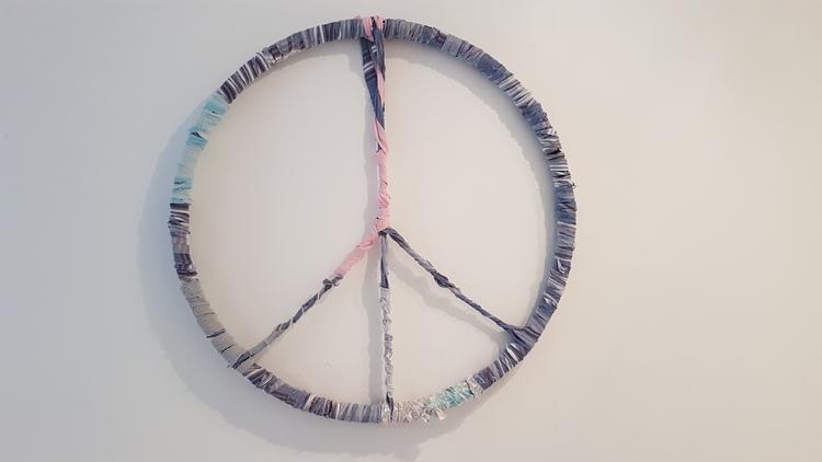 'God hjul', 2019, ett konstverk av Gabriella Widén