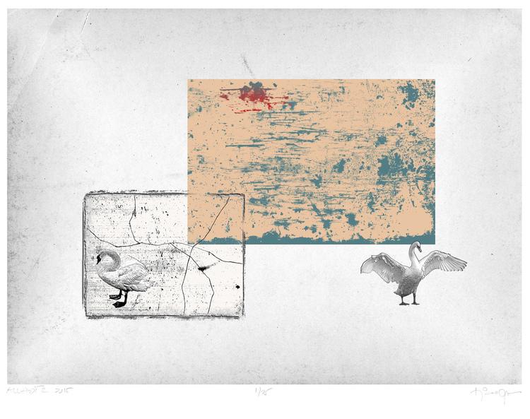 'Omständighet 2', 2015, ett konstverk av Tibor Jaeger