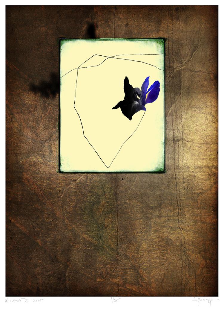 'Omständighet 3', 2015, ett konstverk av Tibor Jaeger