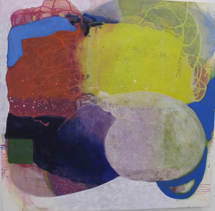 'Rikedom', 2020, ett konstverk av Christina Hedlund