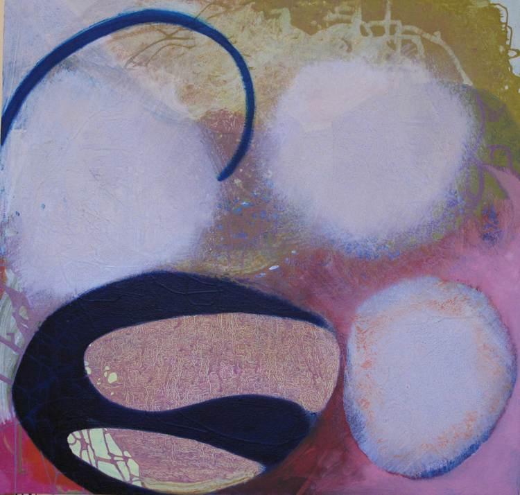 'Kvartett', 2020, ett konstverk av Christina Hedlund