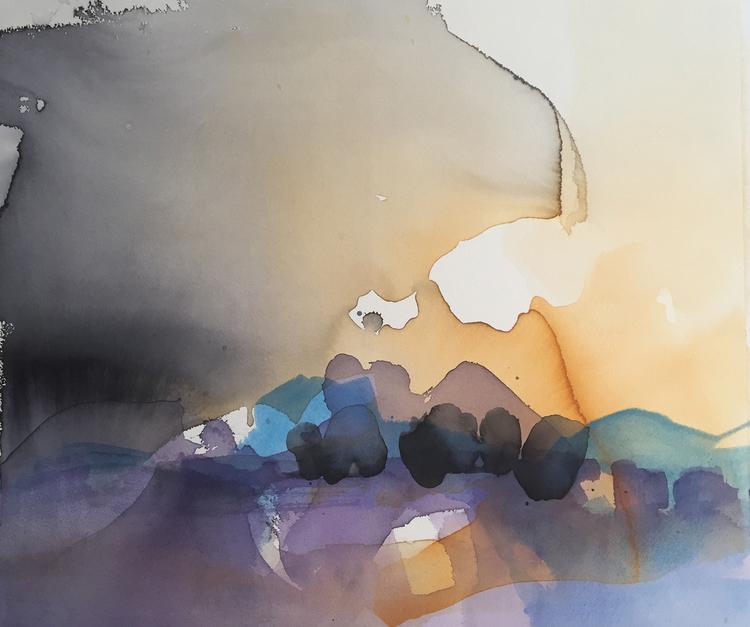 'Hålla samman', 2020, ett konstverk av Kersti Rågfelt Strandberg