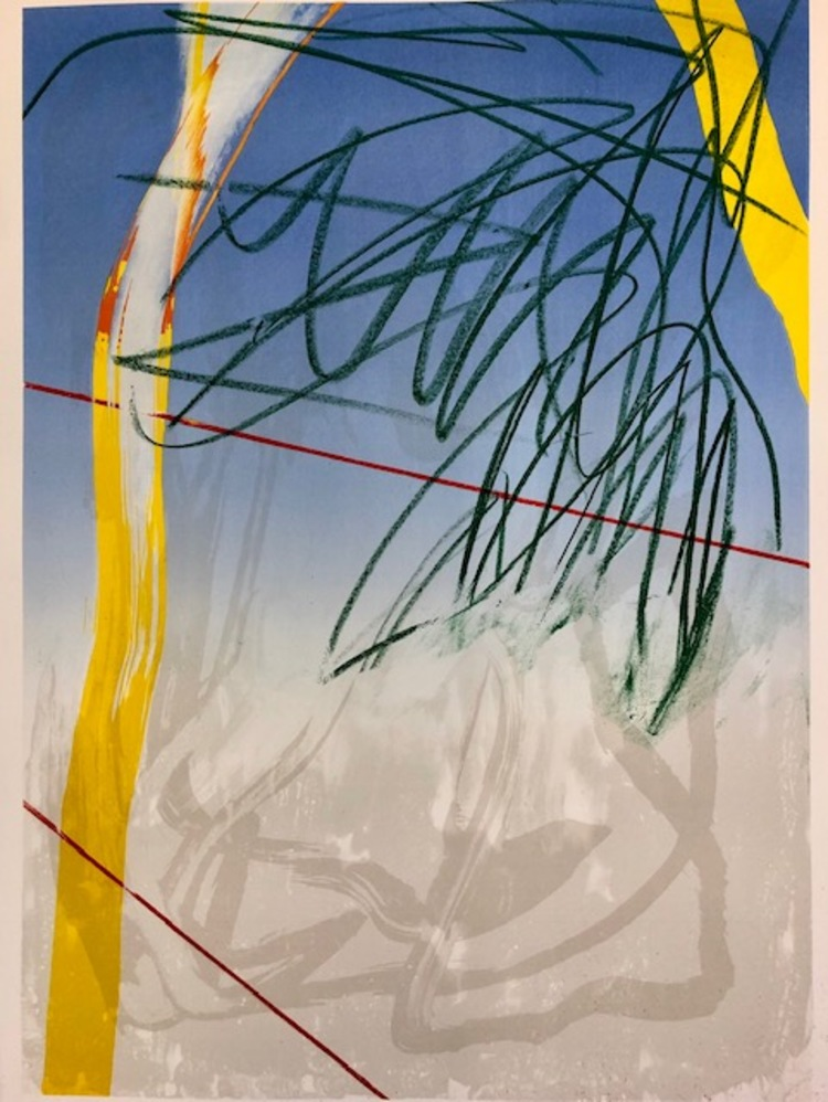 'Seger', 2019, ett konstverk av AnnMari Brenckert