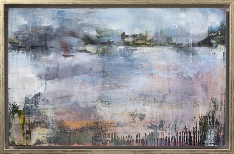 'Utsikten', 2019, ett konstverk av Karin Holmström