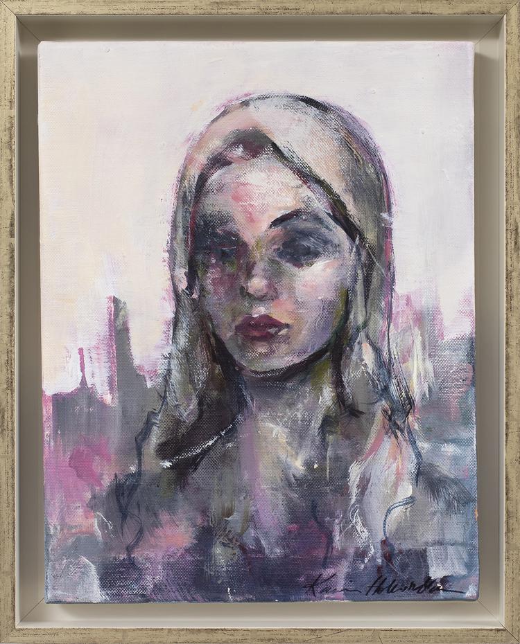 'Klara', 2019, ett konstverk av Karin Holmström