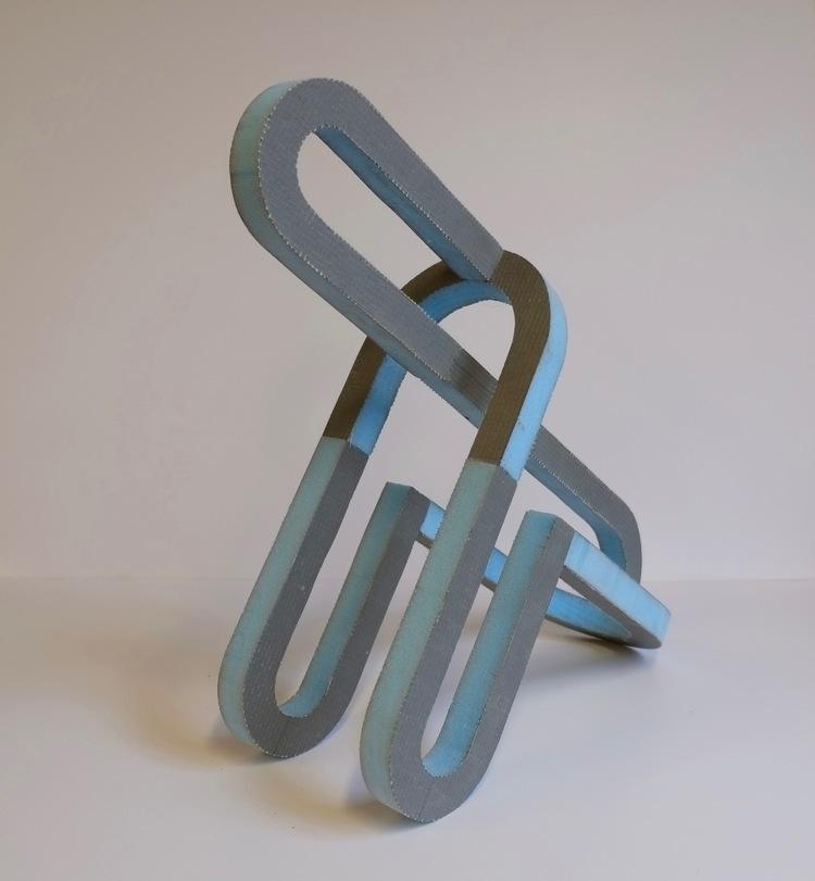 'Loop', 2017, ett konstverk av Johan Wiking