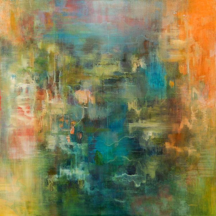 'Clarity', 2017, ett konstverk av Helen Engström