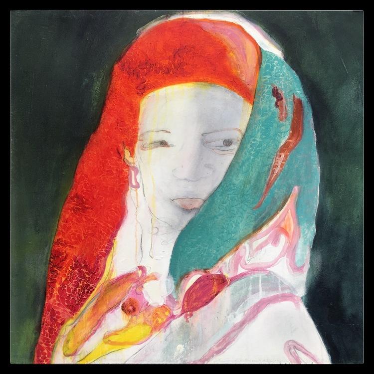 'I will be that girl', 2019, ett konstverk av Maria Tolstoy Sinclair