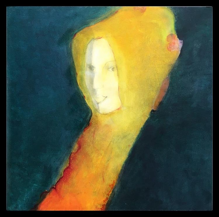 'Ballad of a girl', 2020, ett konstverk av Maria Tolstoy Sinclair