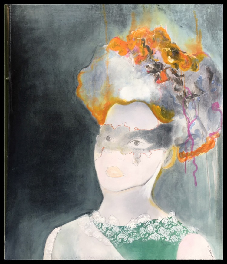 'Butterfly', 2020, ett konstverk av Maria Tolstoy Sinclair