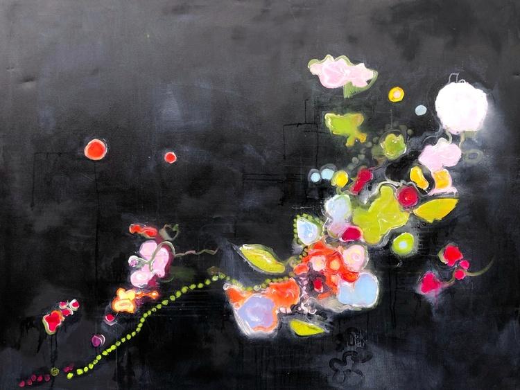 'The Brides flowers', 2020, ett konstverk av Maria Tolstoy Sinclair