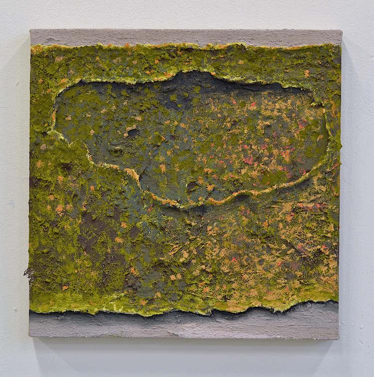 'Utan titel (20191202)', 2020, ett konstverk av Ivar Lövheim