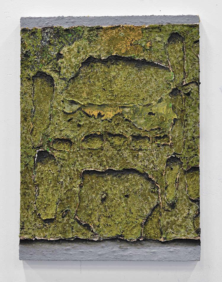 'Utan titel (20191121)', 2019, ett konstverk av Ivar Lövheim