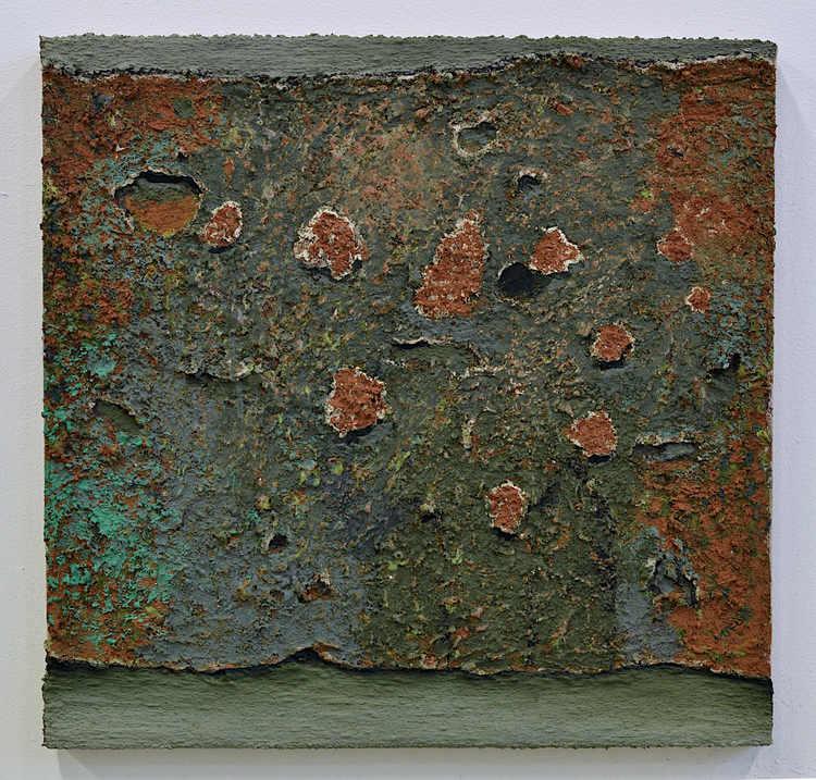 'Utan titel (20191105)', 2020, ett konstverk av Ivar Lövheim