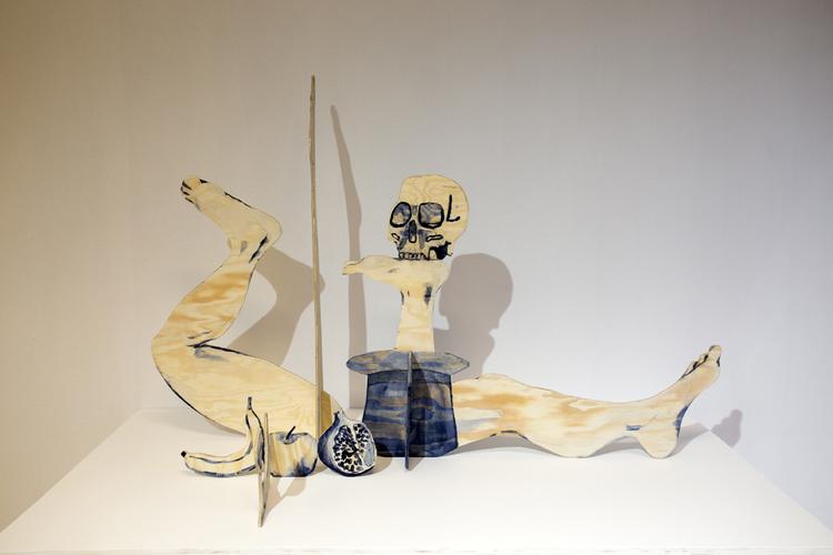 'Stilleben', 2018, ett konstverk av Lisa Stålspets