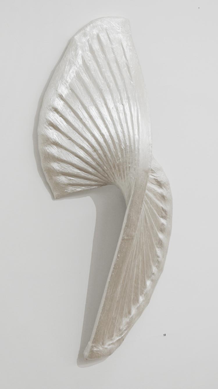 'Pärlemosnäcka', 2017, ett konstverk av Max Ockborn