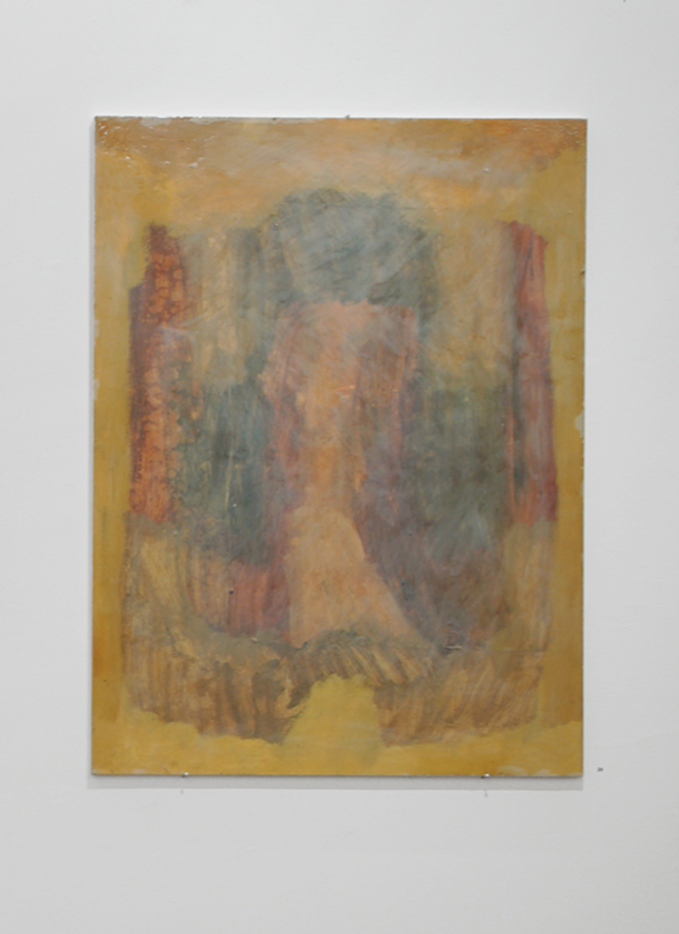 'Draperier', 2017, ett konstverk av Max Ockborn